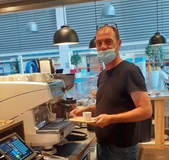 Damien Caboor Gorilla Restaurant lille